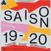 Théâtre Dijon Bourgogne - Saison 2019-2020