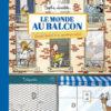 Sophie Lambda - Le Monde au balcon - Chronique bande dessinée