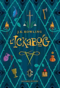 JK Rowling - L'Ickabog - Gallimard Jeunesse - Chronique roman
