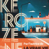 Adeline Dieudonné - Kérozène - L'Iconoclaste - Chronique roman