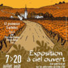Exposition de 41 panneaux touristiques APRR cet été dans les Jardins du Département de la Côte-d'Or