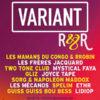 Variant R & R à Audincourt en juillet 2021