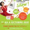 Foire Expo Haut-Saônoise 2021 du 1er au 4 octobre