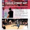 Forum Street Art 2021, Forum de Saint-Louis, 18 septembre