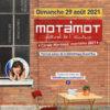 Festival Motàmot 2021, Mulhouse, dimanche 29 août